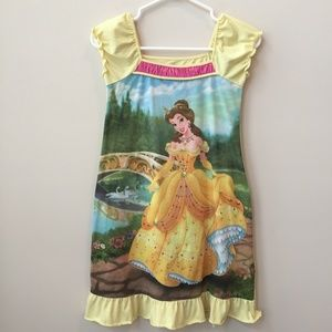 Disney Princess Belle Night Gown